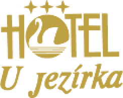 hotel u jezirka - logo