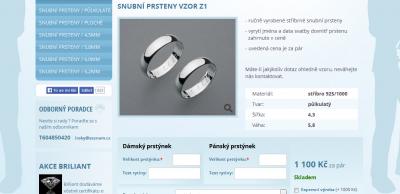 Nejlevnejsi-snubaky.cz