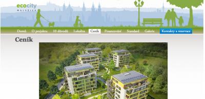 Ecocitymalesice.cz