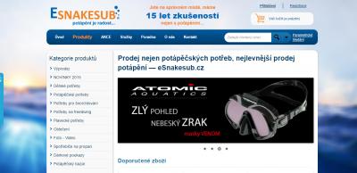 Esnakesub.cz