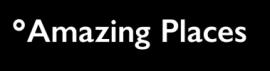 Amazing Places logo