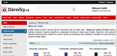 Darecky.cz
